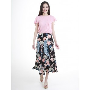 Floral Skirt- S37970