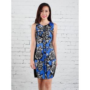 Floral Print Dress - D36277