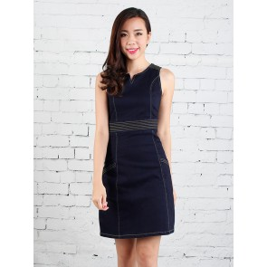 Denim Dress - D36783