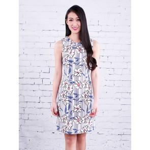 Floral Print Dress - D37119