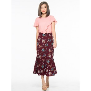 Floral Skirt- S37867